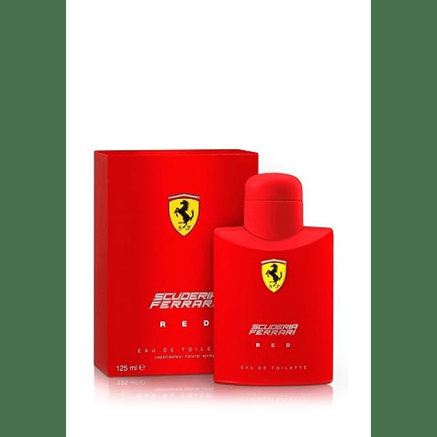 Perfume Ferrari Red Hombre Edt 125 ml