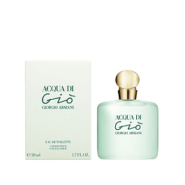 Perfume Acqua Di Gio Dama Edt 50 ml