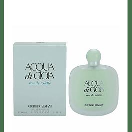 Perfume Acqua Di Gioia Dama Edt 100 ml