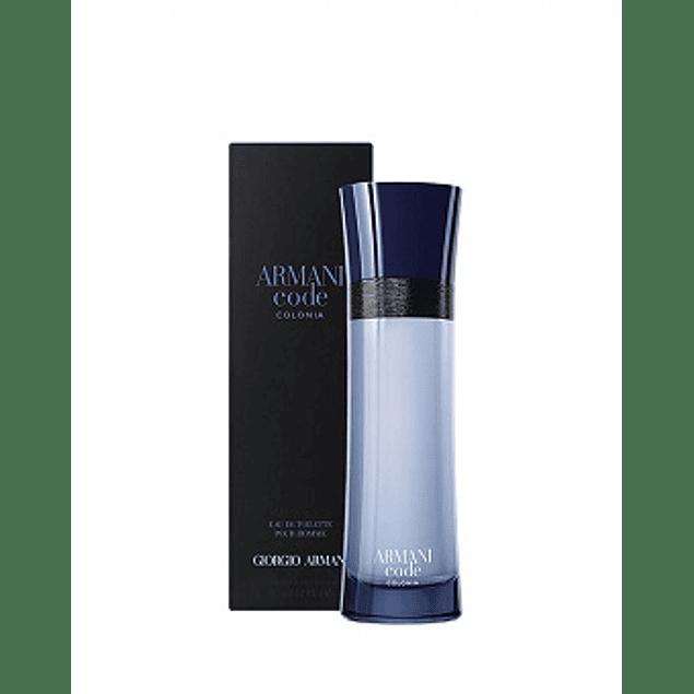 Perfume Armani Code Cologne Hombre Edt 125 ml
