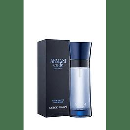 Perfume Armani Code Cologne Hombre Edt 75 ml