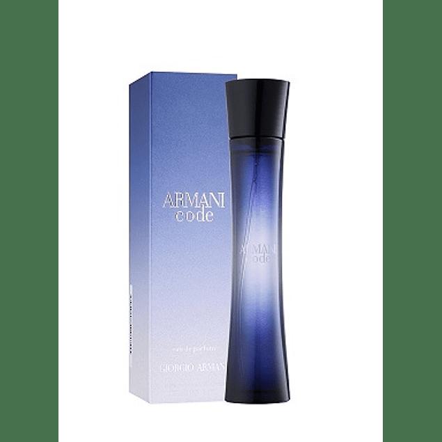 Perfume Armani Code Mujer Edp 75 ml