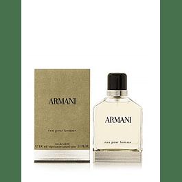 Perfume Armani Pour Homme Varon Edt 100 ml