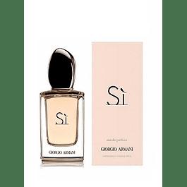 Perfume Si Armani Mujer Edp 100 ml