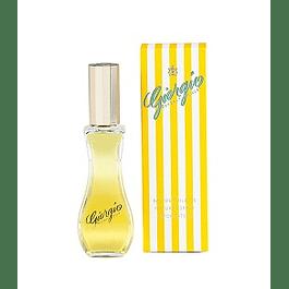 Perfume Giorgio (Amarillo) Mujer Edt 90 ml