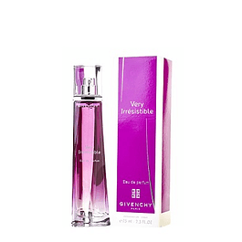 Perfume Very Irresistible Dama Edp 75 ml