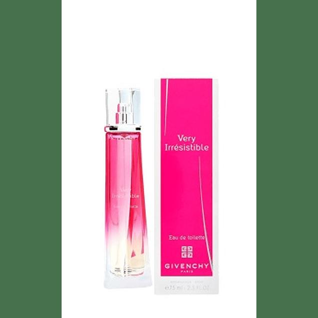 Perfume Very Irresistible Mujer Edt 75 ml