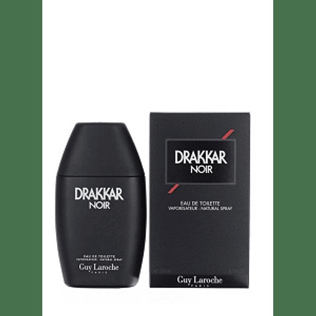 PERFUME DRAKKAR NOIR HOMBRE EDT 200 ML