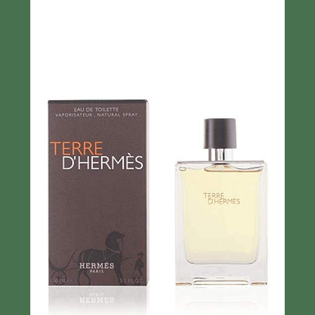 Perfume Terre D´Hermes Hombre Edt 100 ml