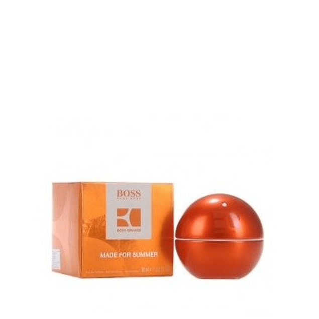 Perfume Boss Inmotion Orange Summer Hombre Edt 40 ml