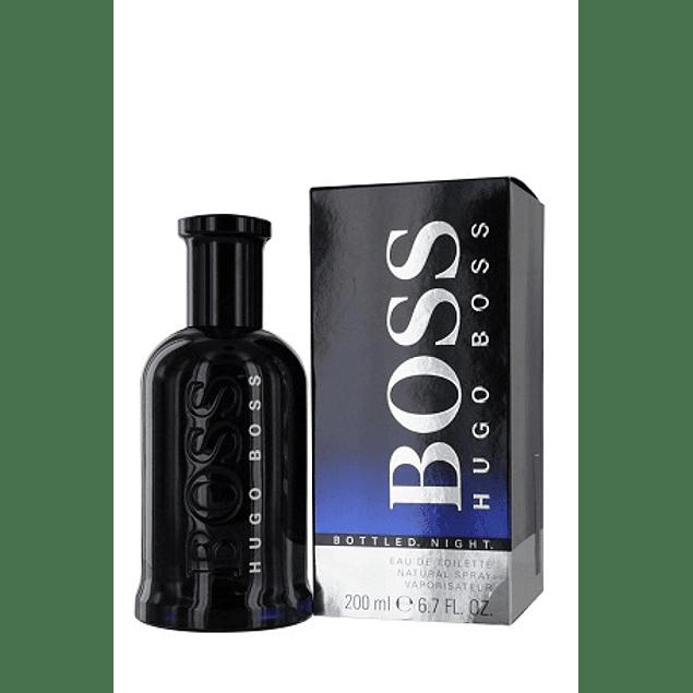 Perfume Boss Night Hombre Edt 200 ml