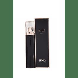 Perfume Boss Nuit Intense Dama Edp 75 ml