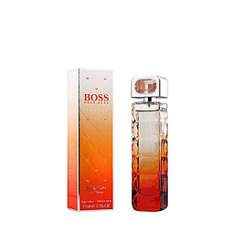 Perfume Boss Orange Sunset Dama Edt 75 ml