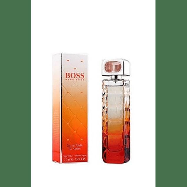 Perfume Boss Orange Sunset Dama Edt 75 ml