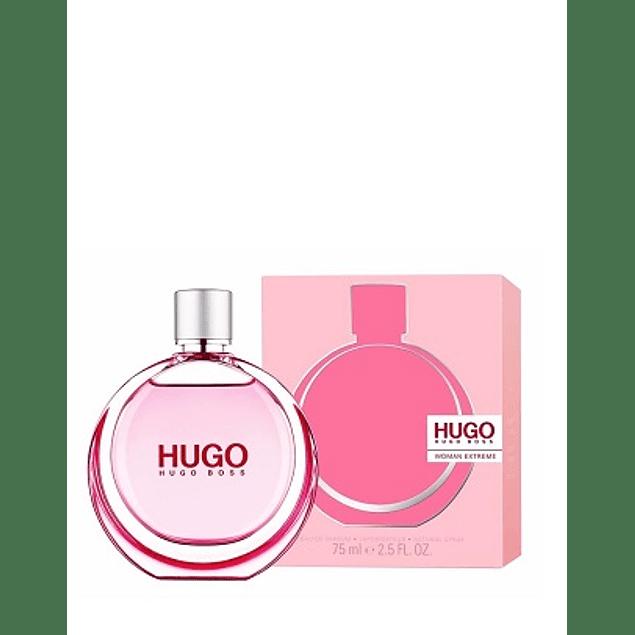 PERFUME HUGO WOMAN EXTREME MUJER EDP 75 ML