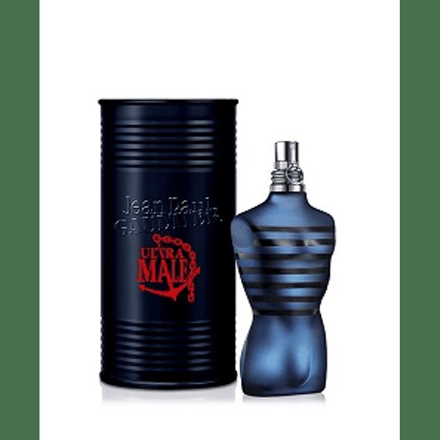 Perfume Jean Paul Gaultier Ultra Male Intense Varon Edt 125 ml