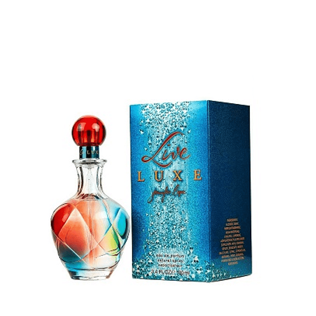 Perfume Live Luxe Mujer Edp 100 ml