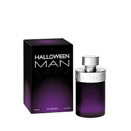 Perfume Halloween Man Varon Edt 125 ml