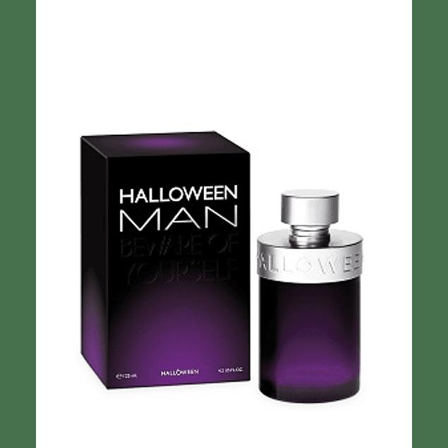 Perfume Halloween Man Varon Edt 125 ml
