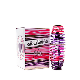 Perfume Girlfriend Justin Bieber Dama Edp 100 ml