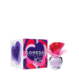 Perfume Someday Justin Bieber Mujer Edp 100 ml