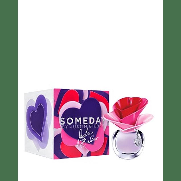Perfume Someday Justin Bieber Mujer Edp 100 ml