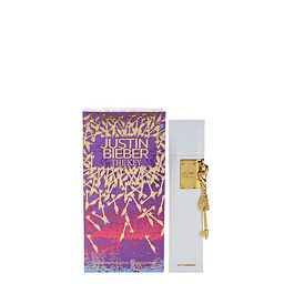 Perfume The Key Justin Bieber Dama Edp 100 ml