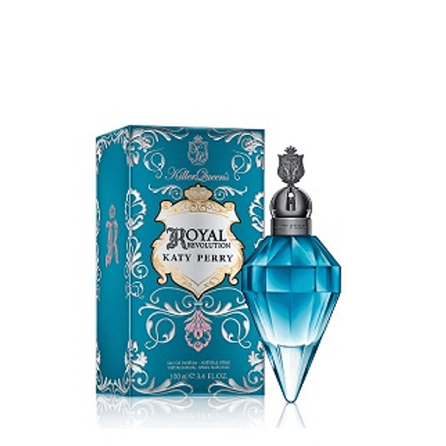 Perfume Katy Perry Royal Revolution Mujer Edp 100 ml
