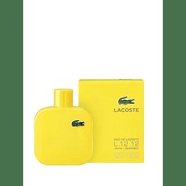 Perfume Lacoste Jaune Varon Edt 100 ml
