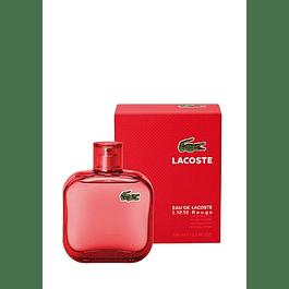 Perfume Lacoste Le Rouge Hombre Edt 100 ml