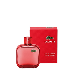 Perfume Lacoste Le Rouge Varon Edt 100 ml