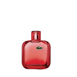 Perfume Lacoste Le Rouge Varon Edt 100 ml Tester
