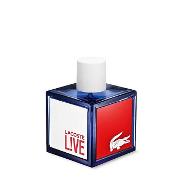 Perfume Lacoste Live Hombre Edt 100 ml Tester