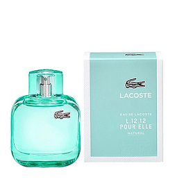 Perfume Lacoste Pour Elle Natural Mujer Edt 90 ml