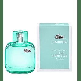 Perfume Lacoste Pour Elle Natural Dama Edt 90 ml