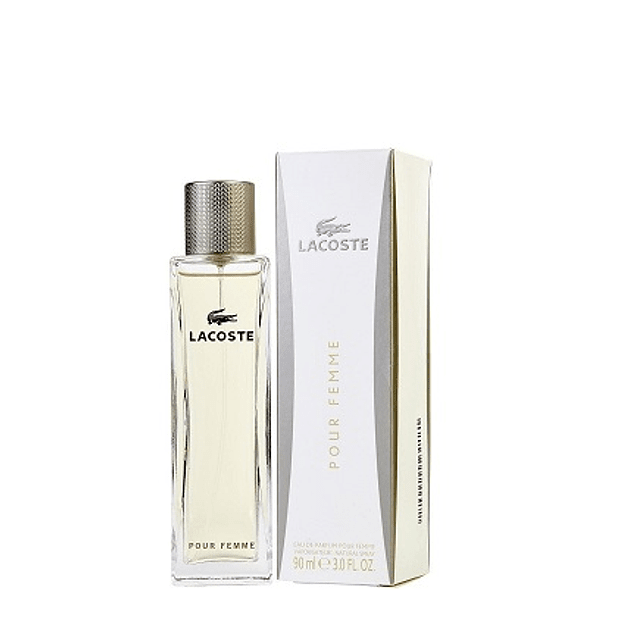 Perfume Lacoste Pour Femme Mujer Edp 90 ml
