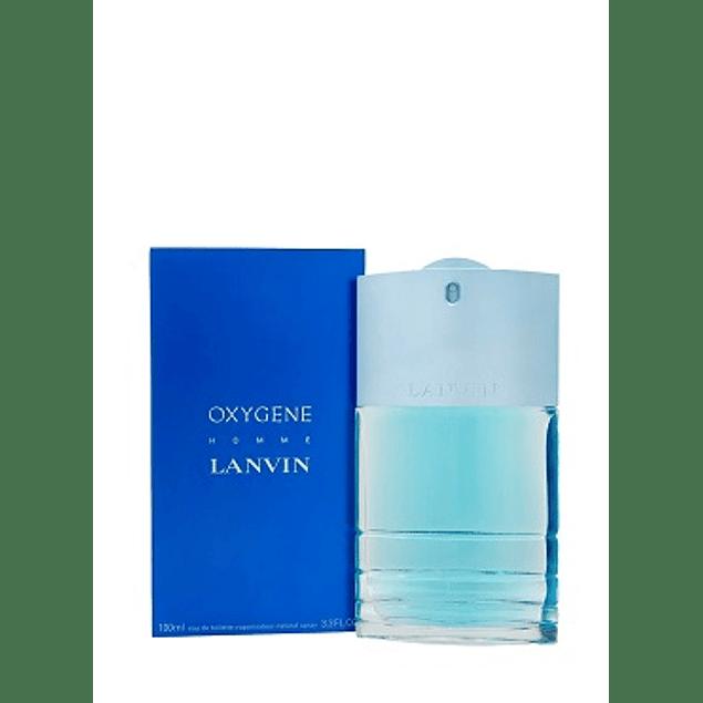 Perfume Oxygen Lanvin Hombre Edt 100 ml