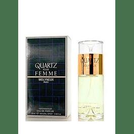 Perfume Quartz Mujer Edp 100 ml