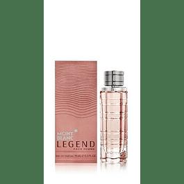 Perfume Mont Blanc Legend Dama Edt 75 ml