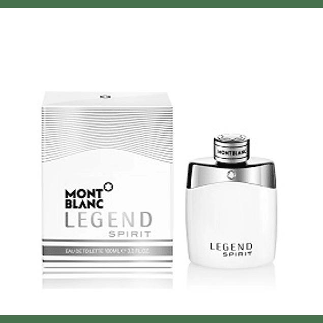 Perfume Mont Blanc Legend Spirit Hombre Edt 100 ml