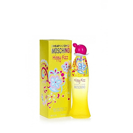Perfume Hippy Fizz Moschino Dama Edt 100 ml