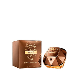 Perfume Lady Million Prive Mujer Edp 80 ml