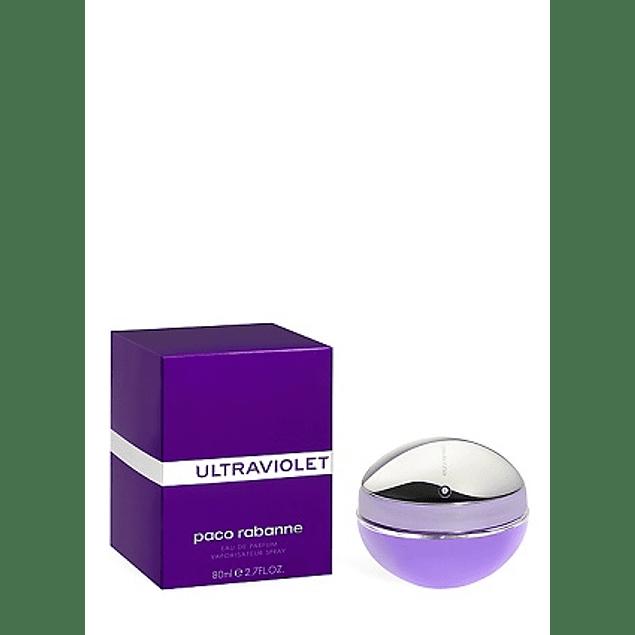 Perfume Ultraviolet Mujer Edp 80 ml