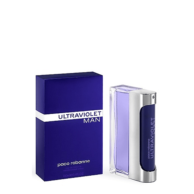 Perfume Ultraviolet Hombre Edt 100 ml