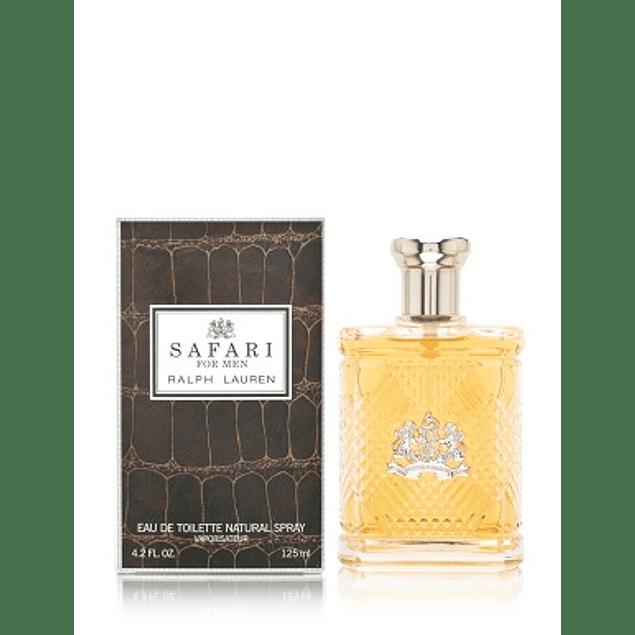 Perfume Safari Hombre Edt 125 ml
