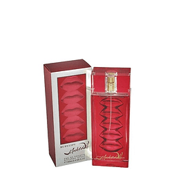 Perfume Ruby Lips (Rojo) Dama Edt 100 ml