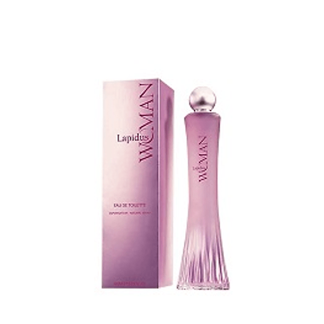 Perfume Lapidus Woman Mujer Edt 100 ml