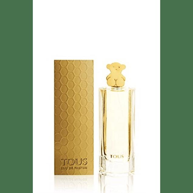 Perfume Tous Gold (Dorado) Mujer Edp 90 ml