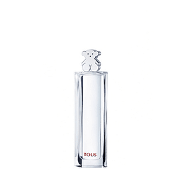 Perfume Tous Silver (Plateado) Mujer Edt 90 ml Tester
