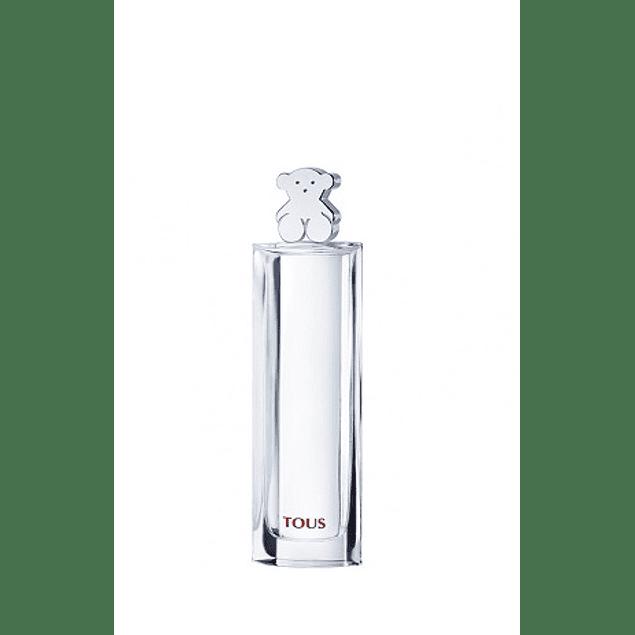 Perfume Tous Silver (Plateado) Mujer Edt 90 ml Tester